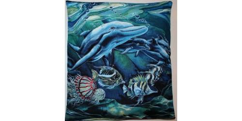Collection la Mer : Les Dauphins et les poissons